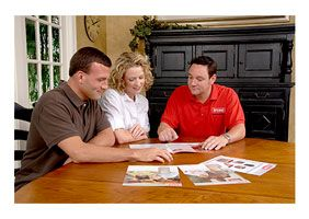 family joining maintenance agreement program from Kelly Heating